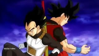 Dragon Ball Heroes「AMV」- Get Me Out [HD]