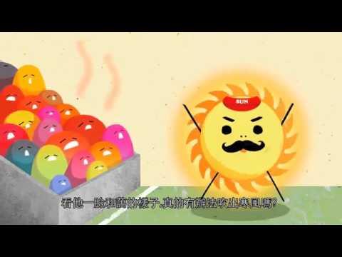 北風與太陽-再生能源超級爭霸戰 - YouTube