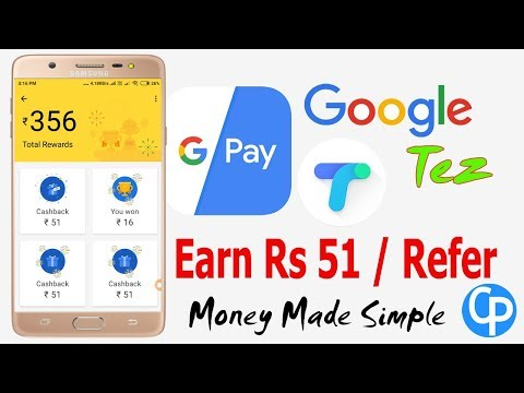 Download thumbnail for How to Open Google Pay or Google Tez account