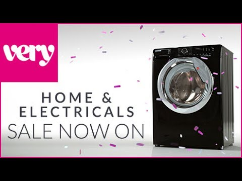 very.co.uk & Very Promo Code video: Very Home & Electrical Sale Now On!