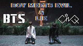 BTS (방탄소년단) - Boy Meets Evil & Lie Dance Cover by CINQHK