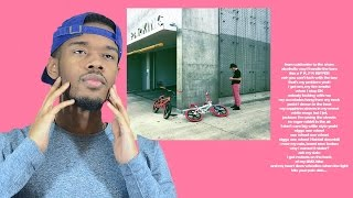 Frank Ocean - BIKING ft Jay Z & Tyler, The Creator REACTION/REVIEW