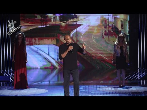 Howard Dell - What's Goin' On | Vocea Romaniei