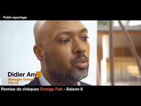 Publi-Reportage 6ème édition Orange Fab