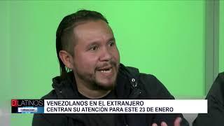 Venezolanos en el Suroeste de Florida se expresarán este 23 de enero