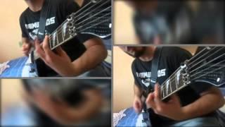 Raimundos - Papeau Nuky Doe (Guitar Cover)