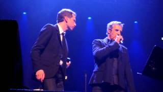 "Alex Beaupain & Julien Clerc ""Des étoiles mortes"" @ Casino de Paris"