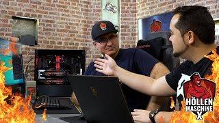 EPIC FAIL? Höllenmaschine X gegen Notebook in CoD: BO4! #HMX #Gaming-PC