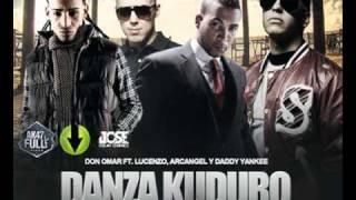 Don Omar Ft Lucenzo, Daddy Yankee & Arcangel   Danza Kuduro Official Remix