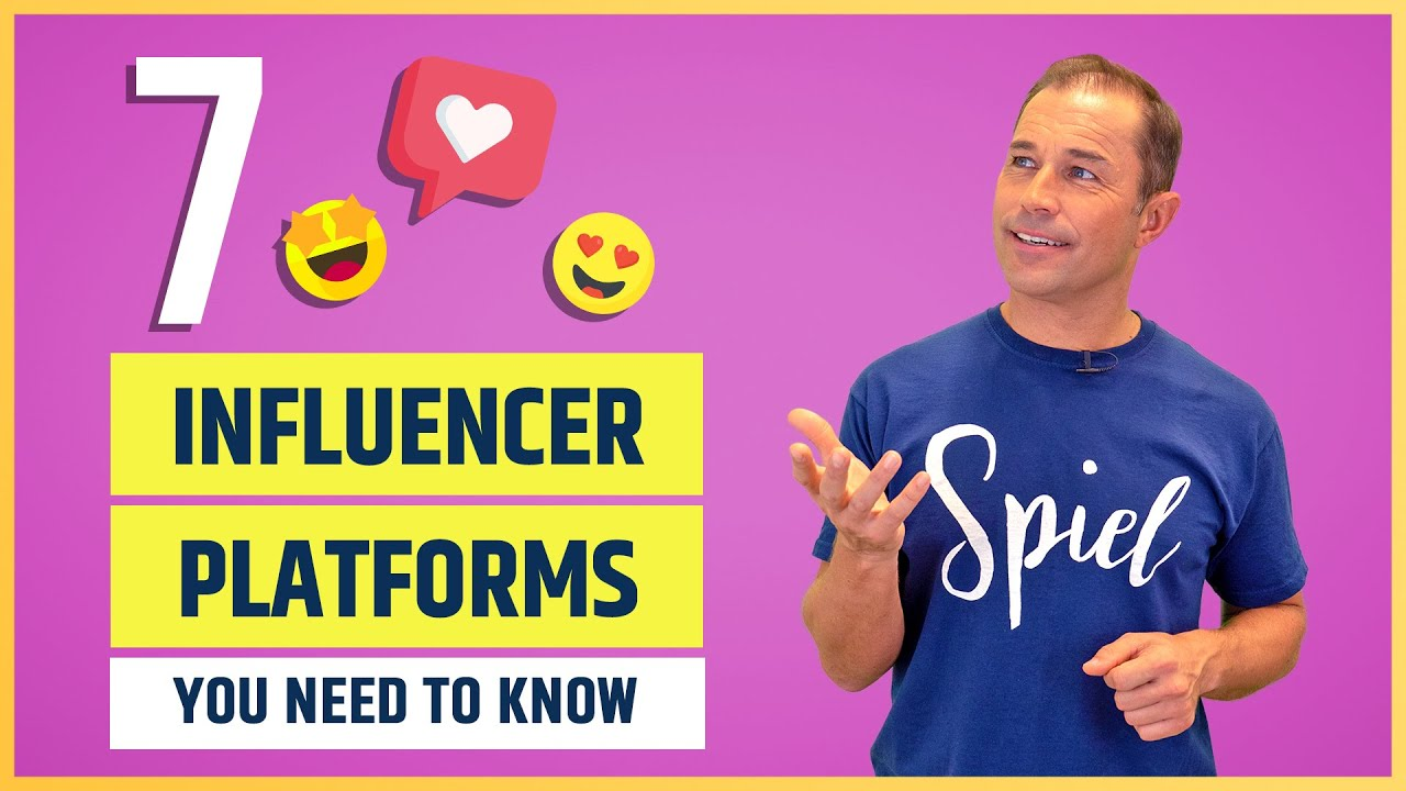 7 Influencer Platforms You Need To Know (For 2020)