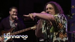 """Canadian Idiot"" - ""Weird Al"" Yankovic with Portugal. The Man - BLAM! LIVE 