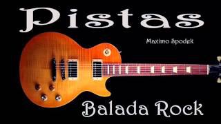 PISTA BASE DE BALADA ROCK EN Dm  PARA IMPROVISAR