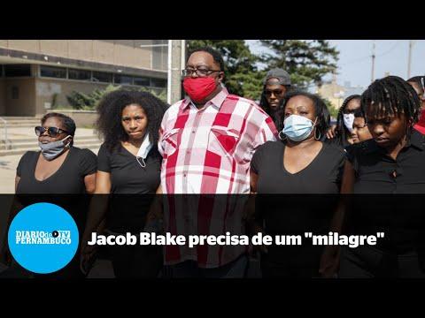 Homem negro baleado pelas costas nos EUA precisa de um milagre