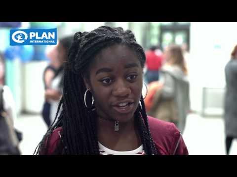 Plan International UK Youth Action Festival 2016