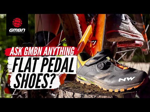 What Shoes Should I Use For Flat Pedals"