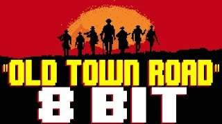 Old Town Road (I Got Horses In The Back) [8 Bit Tribute to Lil Nas X] - 8 Bit Universe