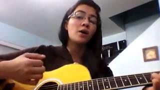 Irma ccb cantando e tocando
