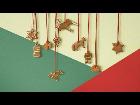 IKEA Ideas: Gingerbread cookies with zesty orange