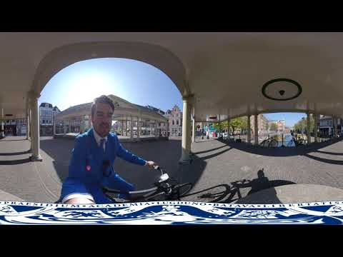 Leiden University 360 City Tour photo