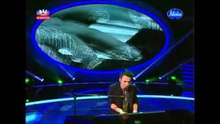 Diogo Piçarra - Ídolos 2012 - 9ª Gala  (Skinny Love - Bon Iver)