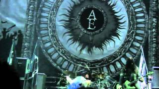 Arch Enemy   You will know my name Live @ Papp László Budapest Sportaréna 12 12 2015