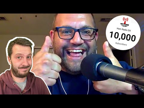 When Ham Radio Operators Drink | 10K Subscriber Highlights