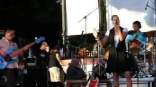 Kullai Timi és az All About - ALWAYS THERE (live hanganyag)