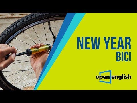 Metas de año nuevo – Bicicleta   Comercial Open English