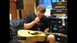 ROAD@SuperSize Recording - Amikor a gitár bekapta a telefont...