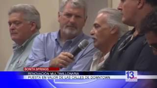 Renovación multimillonaria en Bonita Springs de 16 millones