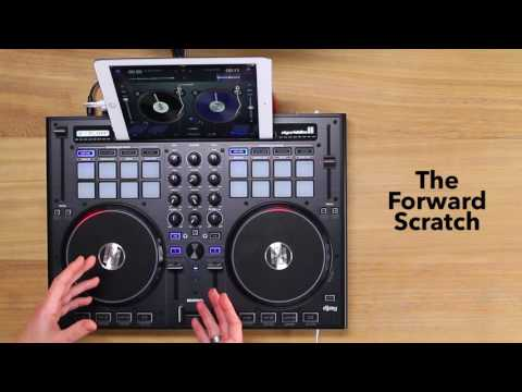 Learn How to Scratch: The Forward Scratch (Tutorial 4)