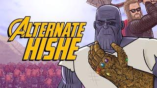 Avengers Endgame Alternate HISHE
