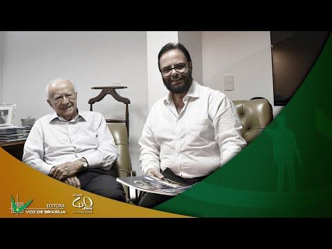 Entrevista com Osório Adriano Filho, Fundador e Presidente da Brasal | Jornalista Paulo Fayad thumbnail