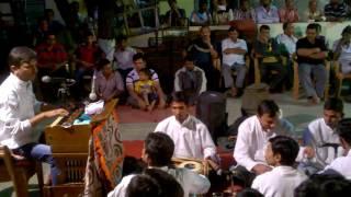 """""""Jai jai ram krishna hari"""" bhajan by Rupesh Patkar"""
