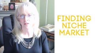 Finding Niche Market