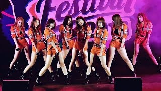 """""""DELI Project"""" cover """"Catch Me If You Can"""" (SNSD) @ """"K-POP Festival 2015"""""""
