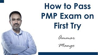 How to Pass PMP Exam on First Try