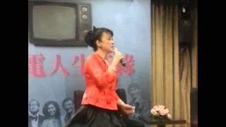 旅日巨星#翁倩玉#出席父親#翁炳榮#新書發表會,彩排實況 01