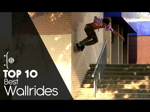 Top 10 Best Wallrides