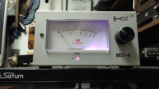 Old Radio Night  Galaxy Saturn /MD4 Meter 2/23/19