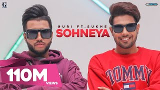 SOHNEYA : Guri (Official Video) Feat. Sukhe | Parmish Verma | latest Punjabi Songs 2018 | Geet MP3 width=