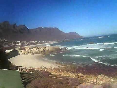 Timelapse Video – Glen Beach & Camps Bay – 07/09/2010