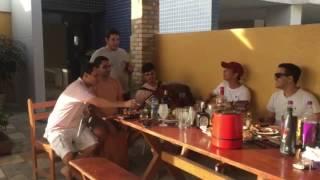 Coração Teimoso - Gabriel Diniz (churrasco + Sanfona )