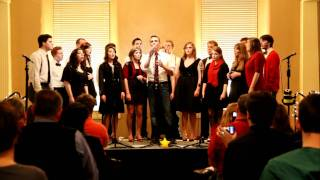 """""""Come, Thou Fount of Every Blessing"""" (A Cappella) - The Beltones Fall Concert 2011"""