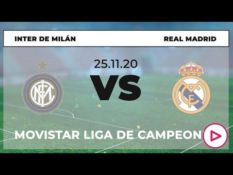 Horario Inter de Milán Real Madrid