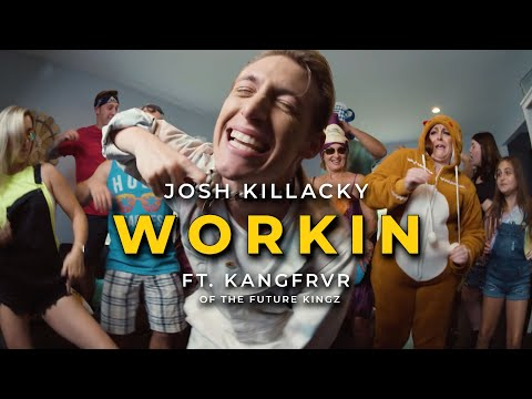 «Workin» (Official Music Video) – Josh Killacky Feat. Kangfrvr of The Future Kingz
