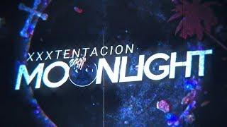 XXXTENTACION - Moonlight (Kid Travis Cover)   Tipografia #26