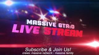 Massive Grand Theft Auto Online Live Stream Intro - GTA 5