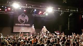 Tech N9ne - Worldwide Choppers & Speedom (Live at the Metro Theatre, Sydney, 13/09/18)
