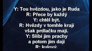 Cysta - Yetty & Ruda z Ostravy Karaoke tip
